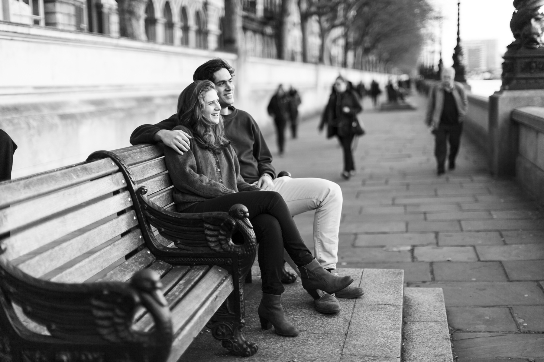 London photography, couple portrait, Westminster