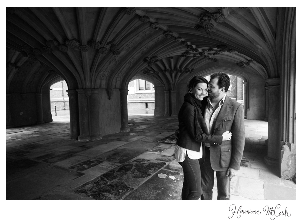 Hermione McCosh photography engagement shoot London