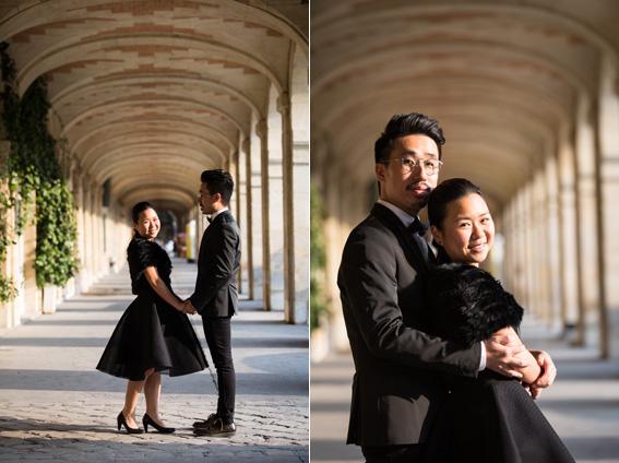 Hermione McCosh Photography, Portrait in Paris