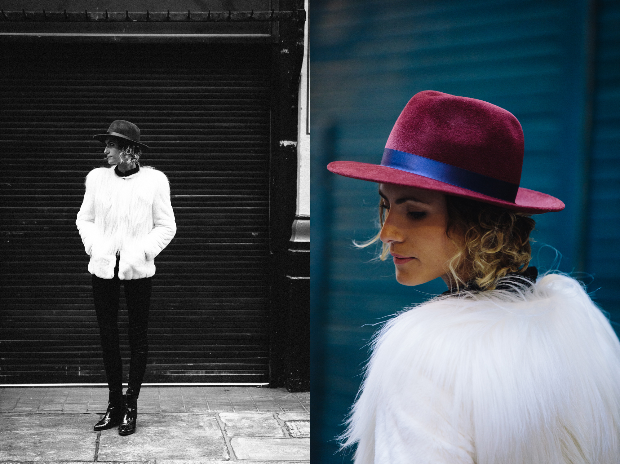 Hermione McCosh Photography - Kate Braithwaite Millinery - fashion and lifestyle photographer, London