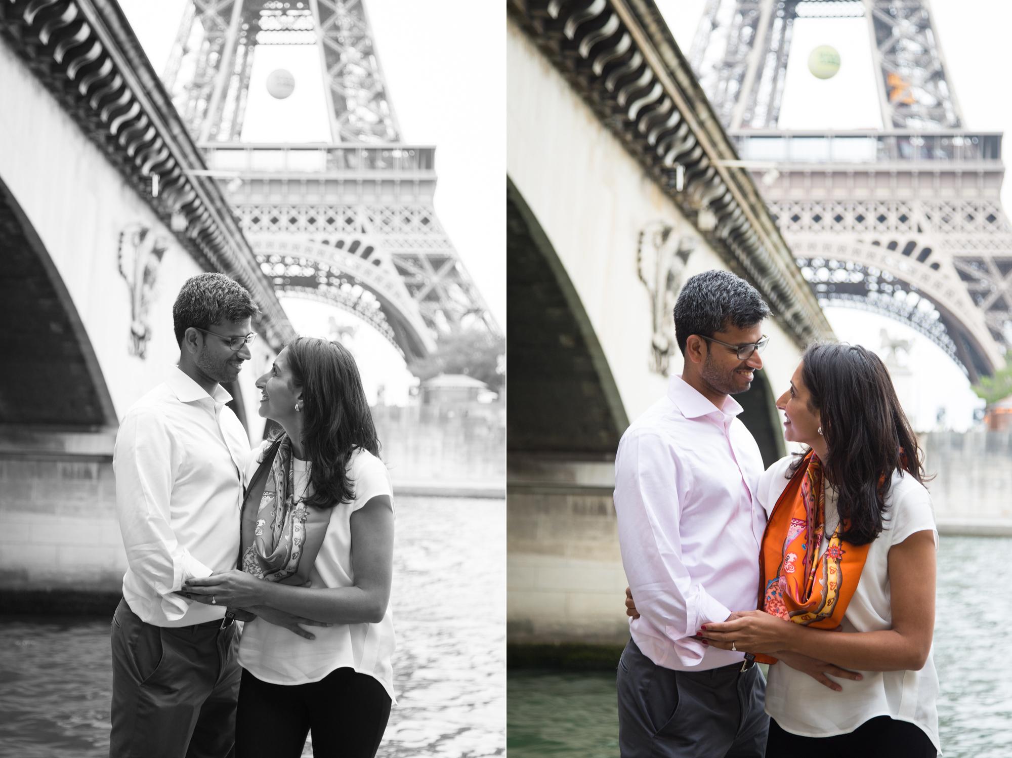 Hermione McCosh - Portrait photographer Paris - Eiffel Tower