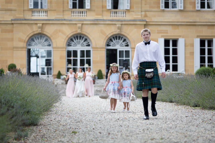 Chateau La Durantie wedding Hermione McCosh Photography