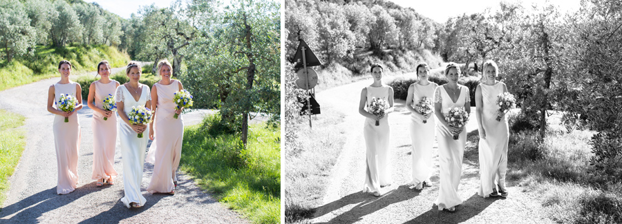 Destination wedding Italy - Petrolo - Hermione McCosh Photography