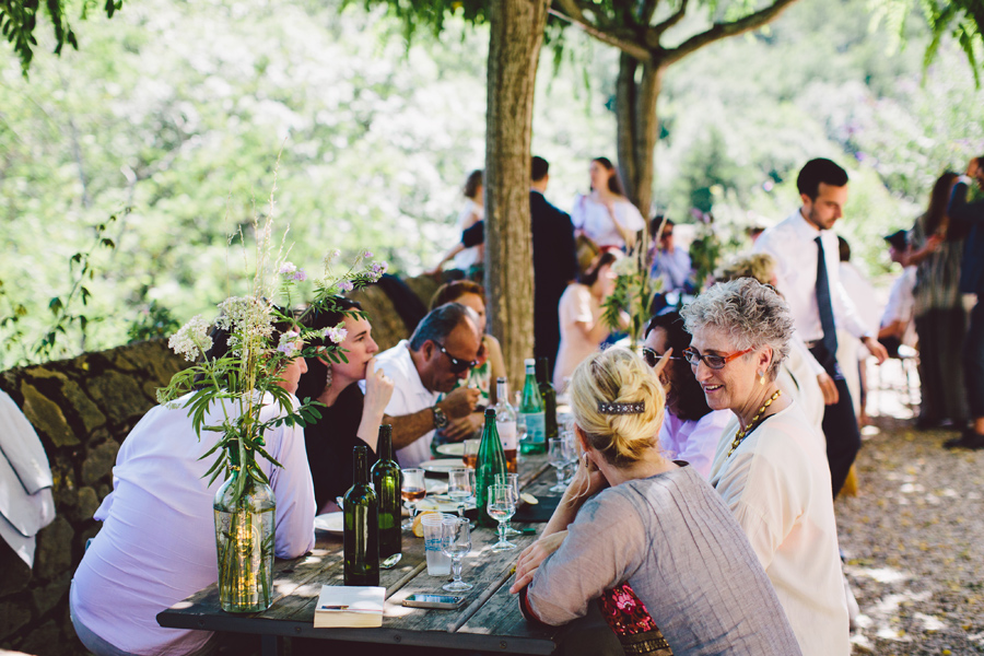 Chateau de Queille, French wedding - Hermione McCosh Photography