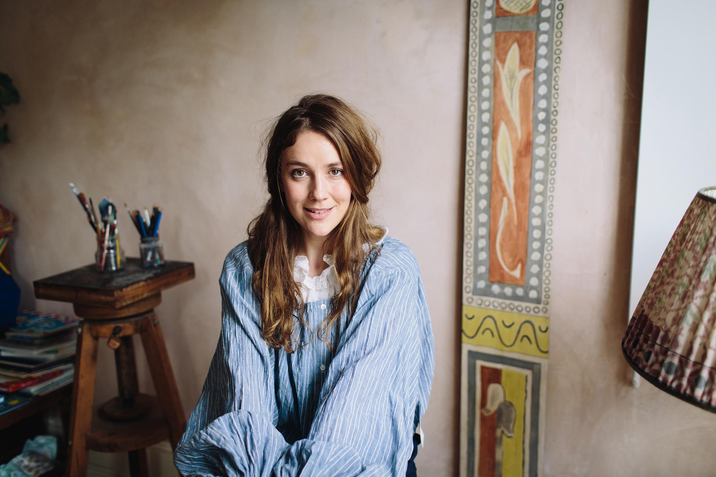 Tess Newall Studio - Lifestyle photographer Hermione McCosh