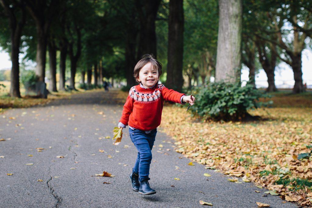 Childrens portrait photographer, London