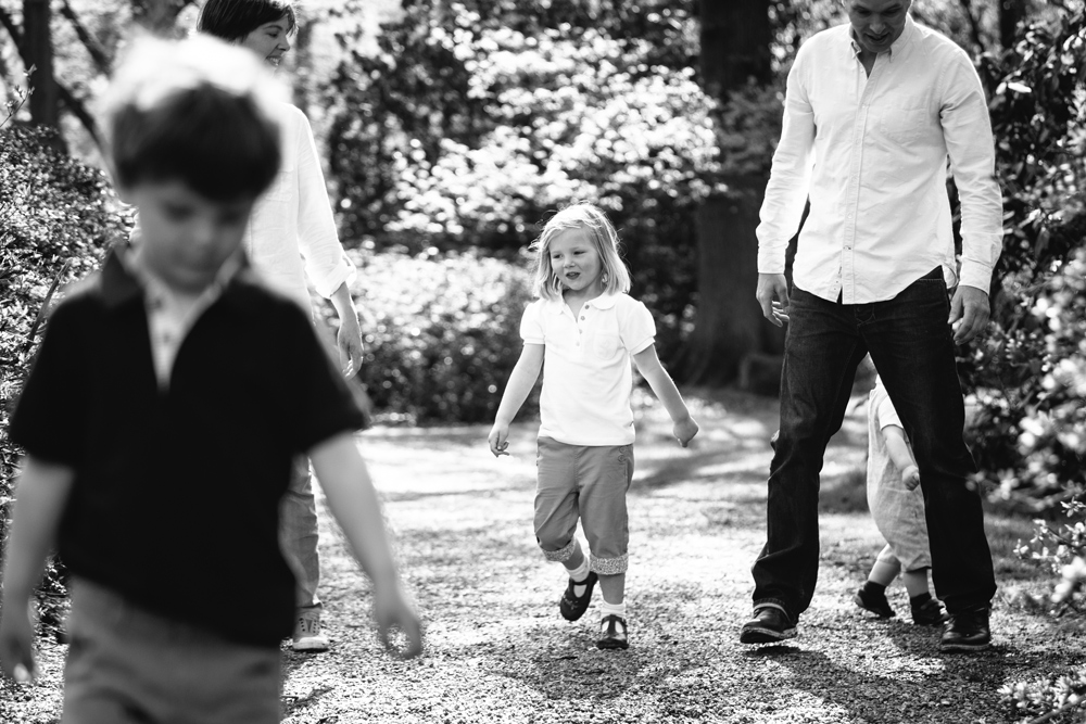 Isabella plantation, Richmond - children portrait photography - Hermione McCosh Photography