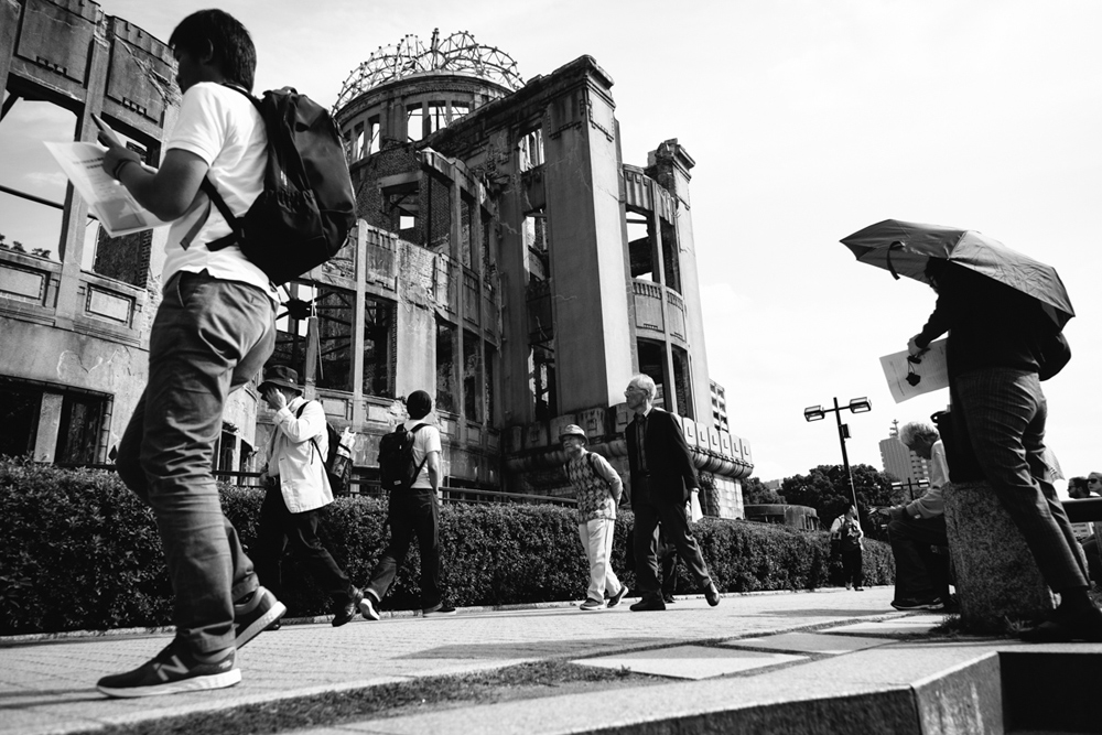 Hiroshima, The A dome Japan - Hermione McCosh Photography