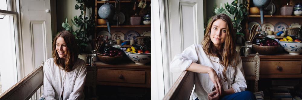 Tess Newall - set designer of Vita & Virginia