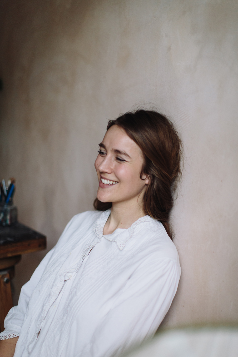 Tess Newall - set designer of Vita & Virginia