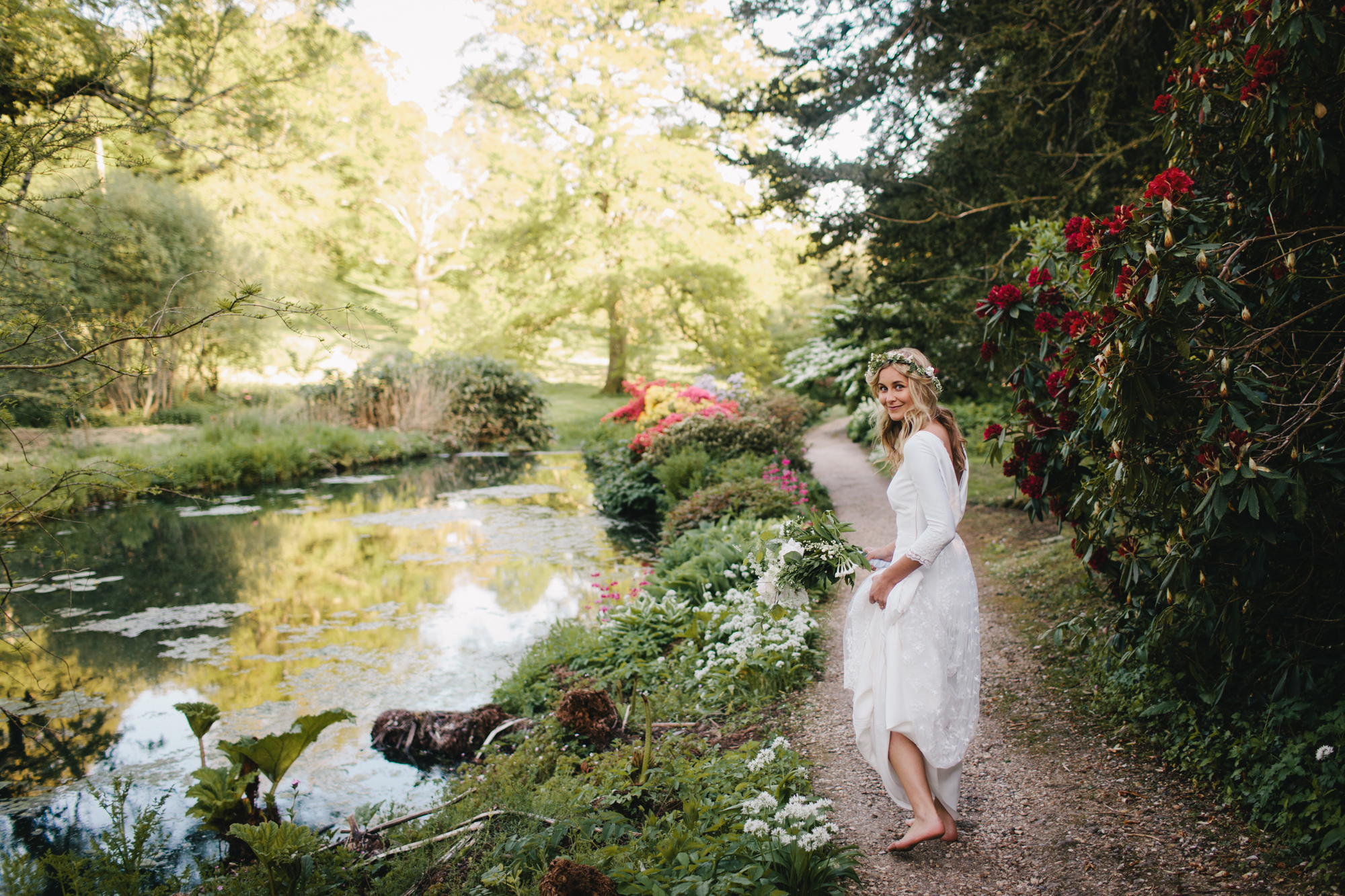 Hermione McCosh Photography - Minterne Dorset Wedding
