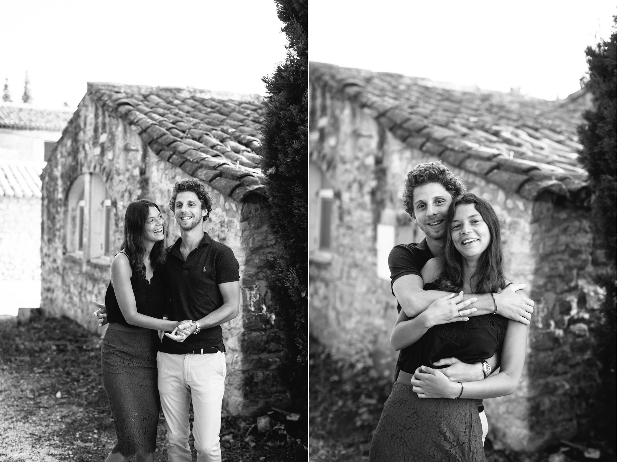 family portrait in Provence, France - Hermione McCosh Photography