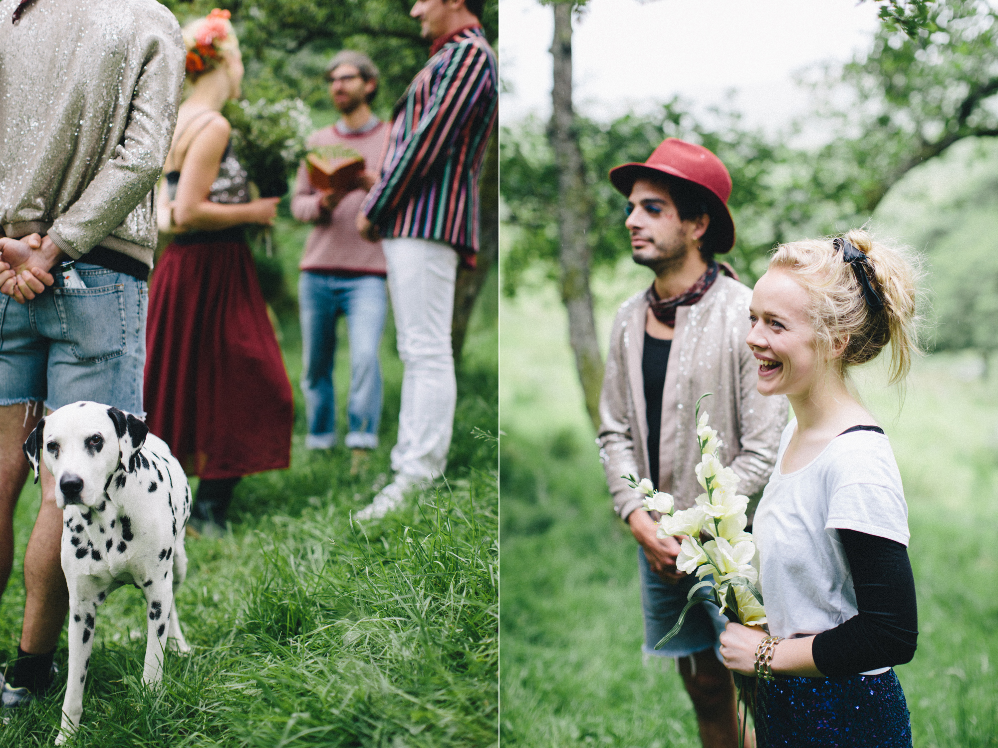 Lake District elopement - Fake wedding - Hermione McCosh Photography