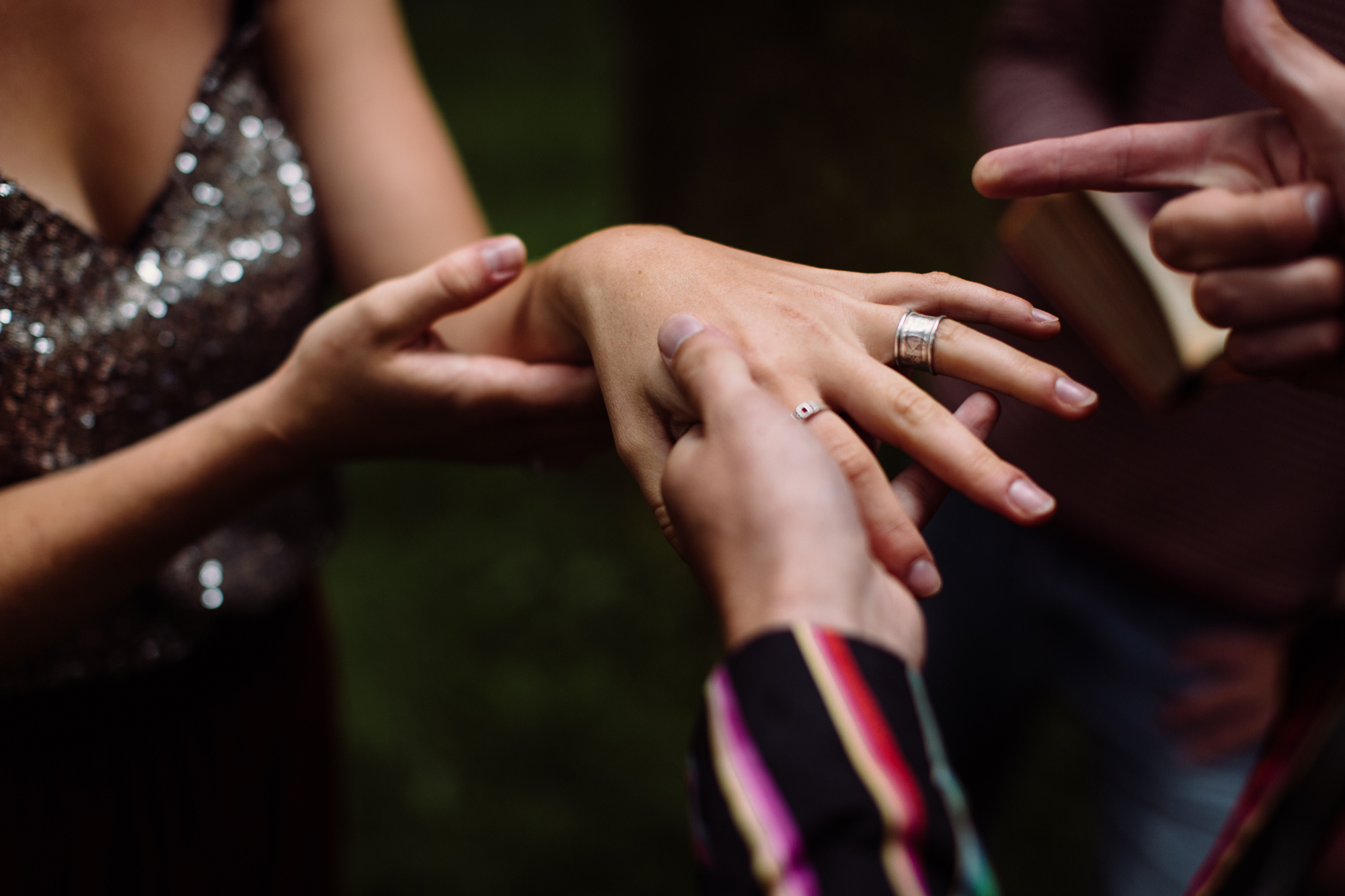 Lake District elopement - Fake wedding - Hermione McCosh Photography